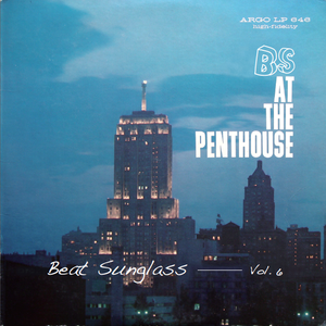Beat Sunglass Vol.6   Guest DJ KIYOSHI