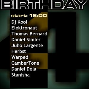 Warped - Infinity Sounds 4th Birthday 11.06.2012.