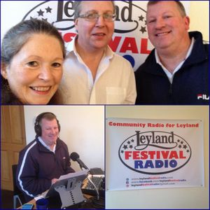 Breakfast with Phil (studio guest Debra - Mastery Path; phone guest Nicola - Leyland Guardian)
