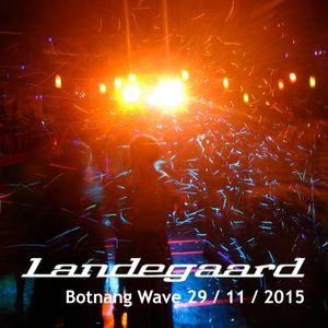 Botnanger Wave im November von DJ Landegaard