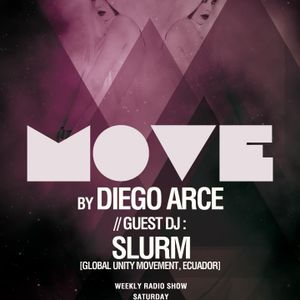 Move! 019 # 1st hour by Diego Arce