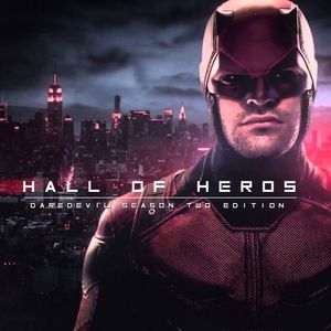 Hall Of Heros Daredevil Season 2 Edition