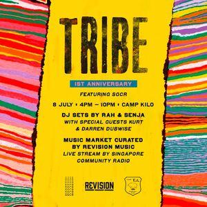 SGCR Radio Show #72 - 08.07.2018 Episode Part 2 ft. Tribe 1st Anniversary - Kurt
