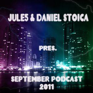 Episode 12 - September 2011 (with Jule5)