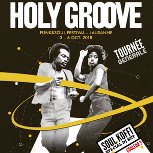 HOLY GROOVE FESTIVAL COULEUR 3 RADIO MIX