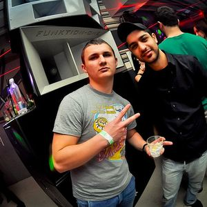 Bogdan Bucur # Coke night with tech-house
