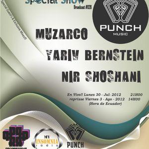 Nir Shoshani - Progressive Planet Radio Broadcast #028 Jul 2012