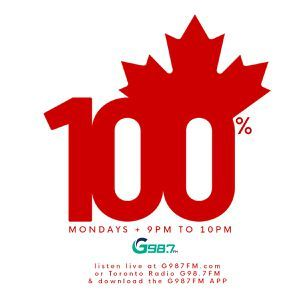 100% Canadian w/ R. Chung (Special Guests Jordon Manswell & Taveeta) - Mon July 10 2017