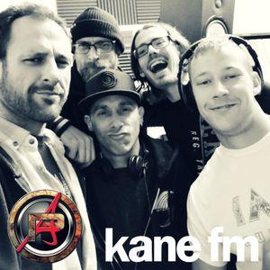 Kane FM - The Passive Aggressive Show - Interactive Arts and Music Takeover - KBasha & Korrelian