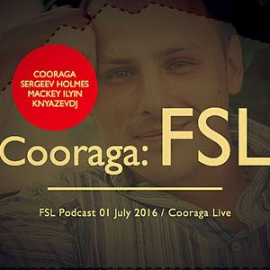 FSL Podcast 01 July 2016 - Cooraga Live