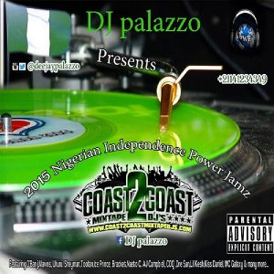 2015 Nigeria Independence Power Jamz Mixed By DJ Palazzo