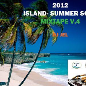 DJ JEL PRESENTS SUMMER SOCA MIXTAPE 2012