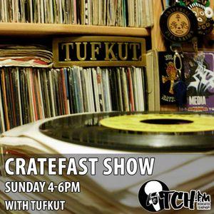 CratefastShow On ItchFM  (28.06.15)