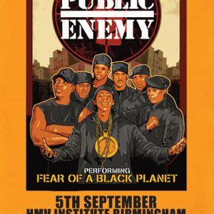 DJ Mylz - Public Enemy Warm-Up Mix