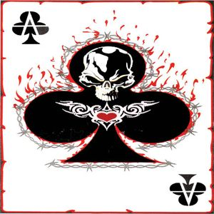 Who got the ACE of clubs?