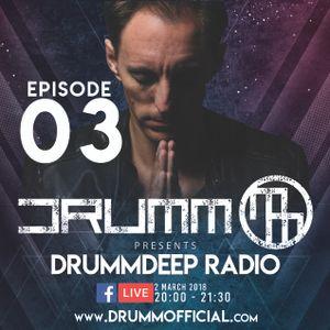 DrummDeep Radio 003