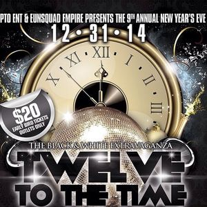 Twelve To The Time '14 Mix