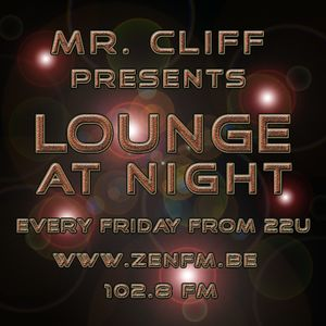 Lounge at Night - Mixed by Mr Cliff / Part8