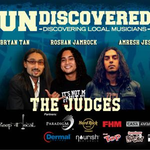 UNdiscovered Judges on AFO LIVE
