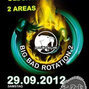 Bassline Riddims Radio & Demolition Rollers pres. Big Bad Warmup 29.9.2012