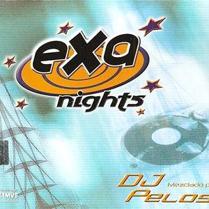 exa nights [Mezclado por DJ Pelos] (mix 3)