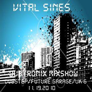 Dubtronix Mixshow 11.19 Dubstep & UK G