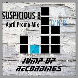 Suspicious ß (28th April 2014) Promo Mix