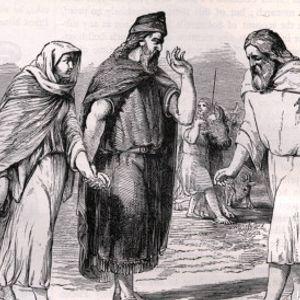 Авраам и Авимелех