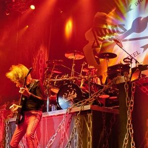 IAN HILL on JUDAS PRIEST 'We'll Probably Go Until One Of Us Drops'