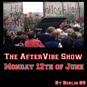 #003 Berlin 89 for Toxic Recordings - AfterVibe Show 15