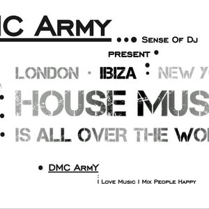 House Music Is All Over The World 2012 Mixed By DMC Army - House