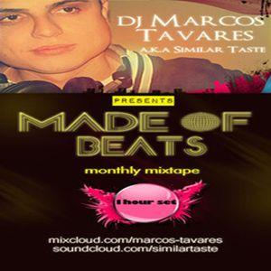 Marcos Tavares a.k.a Similar Taste - Made of Beats 02 (February)