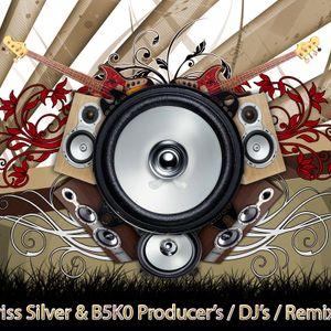 Chriss Silver & B5K0 - Cloudcast/Dj Mix 005  2012