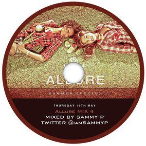Sammy P - Allure Minimix (Volume 4)