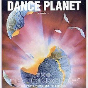 DJ Rap - Dance Planet 'The Detonator' 1993