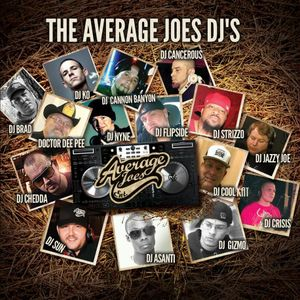 DJ Cool Kat - Average Joe's Megamix 1