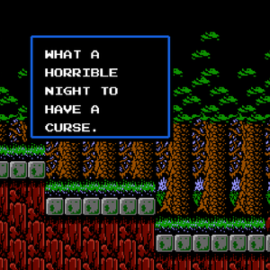 What a Horrible Night to Have a Curse