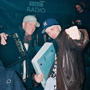The P Brothers on 1Xtra (16.05.04)