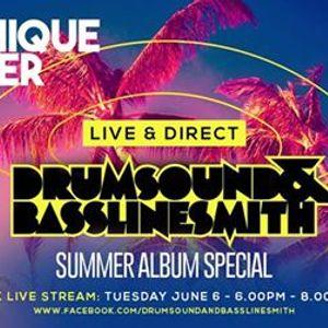 Drumsound & Bassline Smith - Live & Direct #41 [06-06-17]
