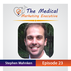 """TMME Episode 23 with Stephen Mahnken - """"The Sound of Sound"""""""