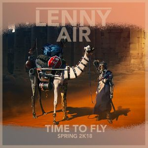 LENNY AIR SPRING 2K18 TIME TO FLY