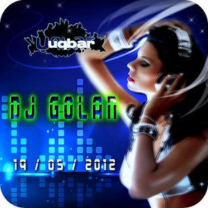 DJ Golan @ UQBar (19-05-2012)