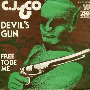 """I STOLE THE DEVEL""""S GUN FROM HELL"""