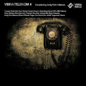 Vibratelekom 4  Mixed by Topspin & Dmit Kitz