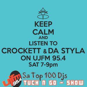 The Hooligans (Dj Da StyLa) Live on UJFM