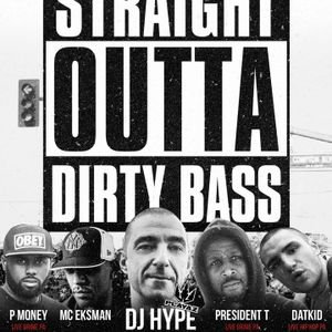 Dirty Bass: Live @ Club Ice, Westbury (26/3/16)