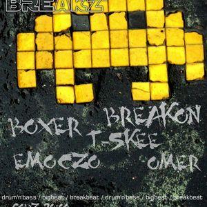 SROGI BOCHEN Q:TANGO CREW PREZENTUJE SPECIAL SET BY EMOCZO DRUM AND BASS