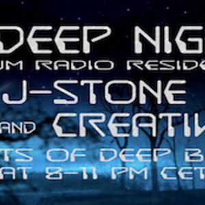 A Deep Night - J-Stone & Kreatiw @ Slum Radio