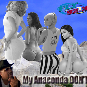 My Anaconda DON'T- Butts at the 2014 VMAs