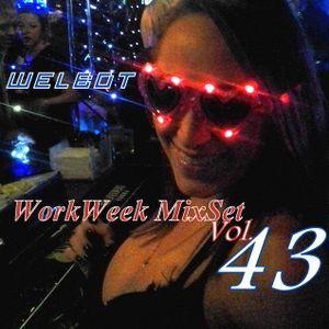 WorkWeek MixSet Vol 43